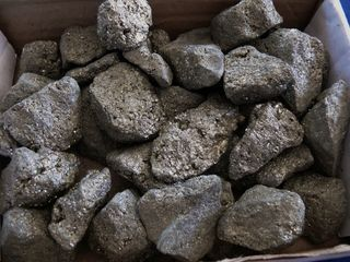 Rough Pyrite Crystal Chunks