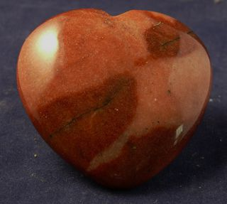 Pink/Brown Aventurine Heart
